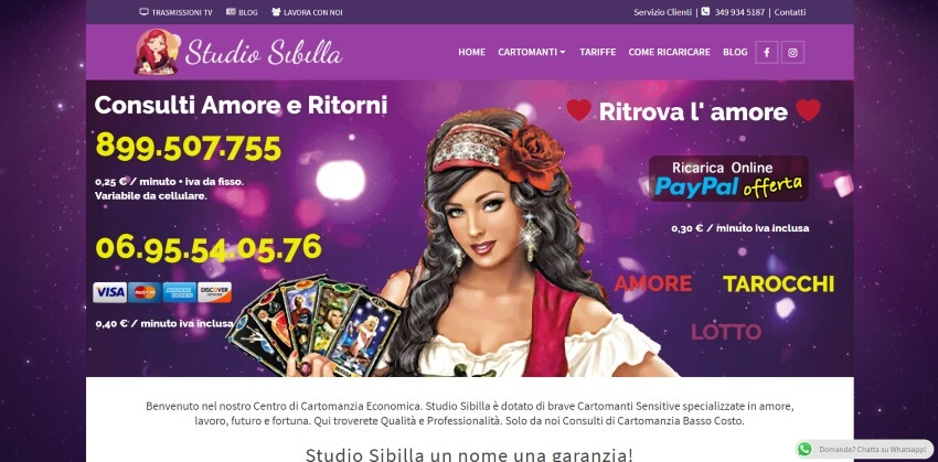 Cartomanti Studio Sibilla